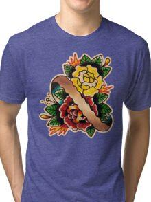 Spitshading 039 Tri-blend T-Shirt