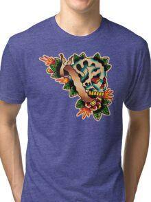 Spitshading 043 Tri-blend T-Shirt