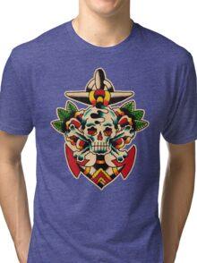 Spitshading 042 Tri-blend T-Shirt