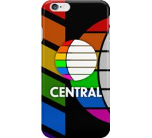 Central iPhone Case/Skin