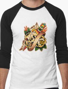 Spitshading 044 Men's Baseball ¾ T-Shirt