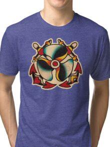 Spitshading 045 Tri-blend T-Shirt