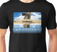 we deliver 2 Unisex T-Shirt
