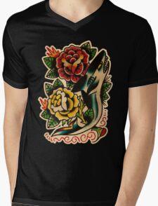 Spitshading 046 Mens V-Neck T-Shirt