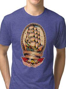 Spitshading 047 Tri-blend T-Shirt
