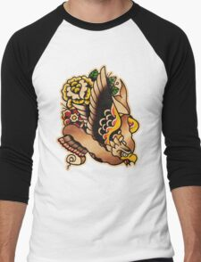 Spitshading 049 Men's Baseball ¾ T-Shirt