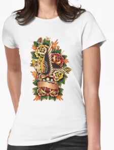 Spitshading 051 Womens Fitted T-Shirt