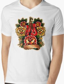 Spitshading 056 Mens V-Neck T-Shirt