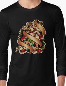 Spitshading 057 Long Sleeve T-Shirt