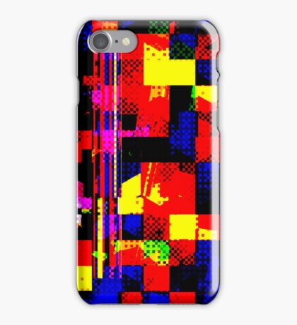 Pixel Block iPhone Case/Skin