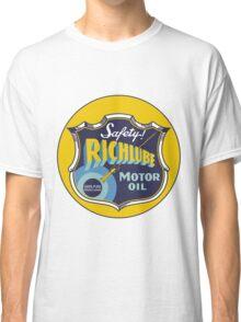 Richlube Vintage Motor Oil Classic T-Shirt