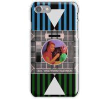 Testcard F iPhone Case/Skin