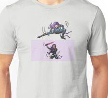 Psylocke Betsy Braddock drawn Unisex T-Shirt