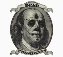 Day of the Dead Presidents  T-Shirt