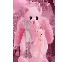 ☀ ツHUGS AND AFFECTION FROM A BEARY SPECIAL ANGEL IPHONE CASE☀ ツ  by ╰⊰✿ℒᵒᶹᵉ Bonita✿⊱╮ Lalonde✿⊱╮