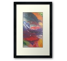 other seas  Framed Print