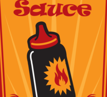 Big Bob's BBQ - Targaryen - Dragon Breath Sauce Sticker