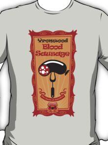 Big Bob's BBQ - Yronwood - Blood Sausage T-Shirt