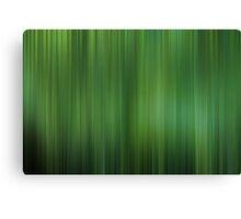 World of Green Canvas Print