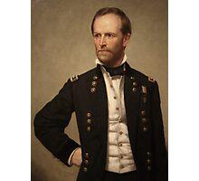 General William Sherman Photographic Print