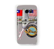 flying tigers Samsung Galaxy Case/Skin