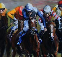 Final Furlong by Andy Farr