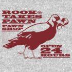 Rook Takes Pawnshop by MastoDonald
