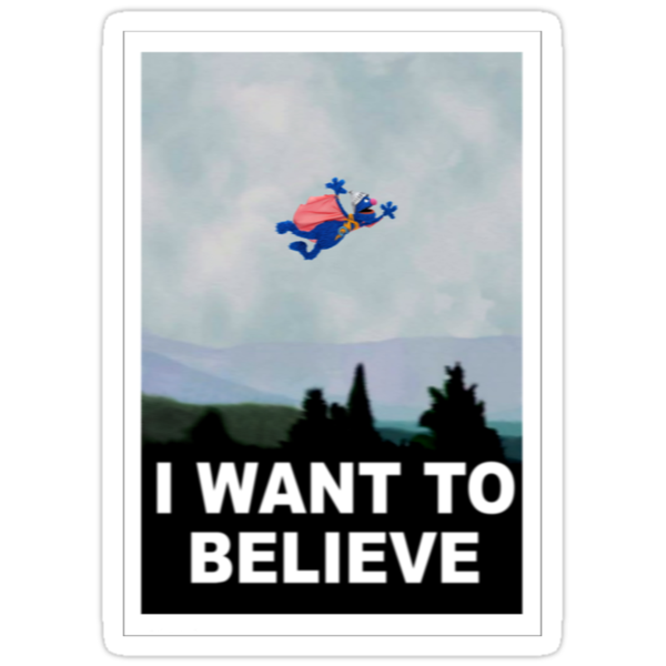 I Want to Believe by ToruandMidori