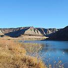 Missouri River in the Breaks by field9