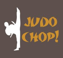 Judo Chop! by Groatsworth