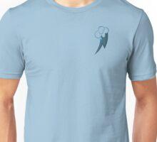 The Minimalist Rainbow Dash Unisex T-Shirt