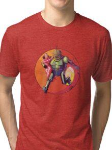 Damsel in Distress 2 Tri-blend T-Shirt