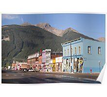 Silverton, Colorado Poster