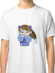 Moon Kokeshi Classic T-Shirt