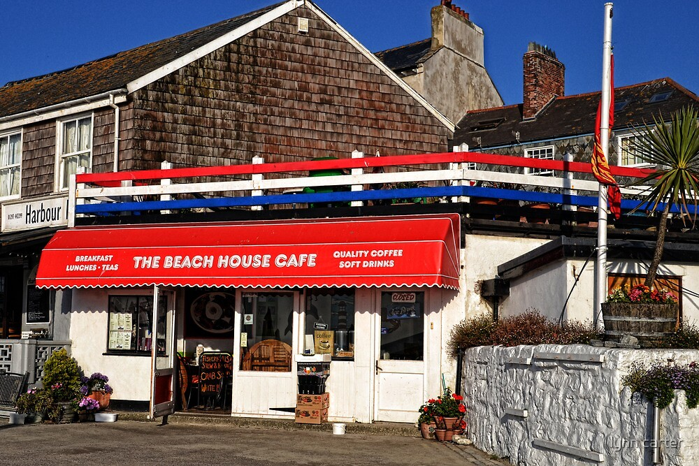 Places To Eat at Lyme Regis, Dorset UK by lynn carter