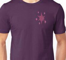 The Minimalist Twilight Sparkle Unisex T-Shirt