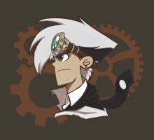 Phantom Steampunk by Krossan