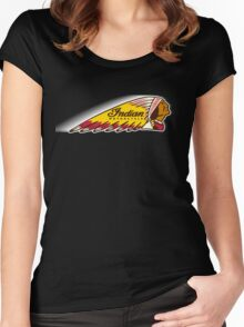 indian classic 3 Women's Fitted Scoop T-Shirt