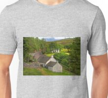 Cottages in the Trees Unisex T-Shirt