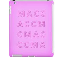 MACC iPad Case/Skin