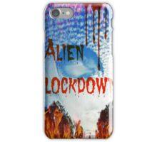 alien lockdown iPhone Case/Skin