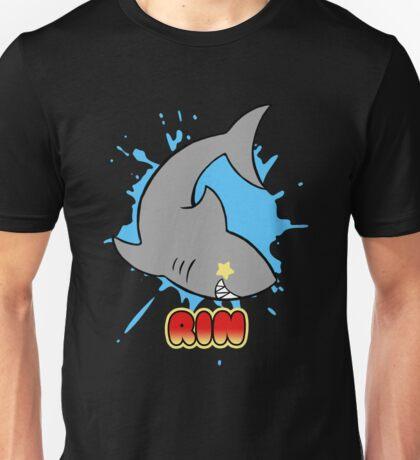 Free! Rin's Shark Tee Unisex T-Shirt