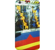 Sizzler Twister iPhone Case/Skin