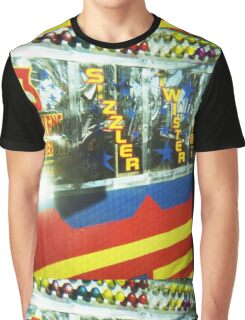 Sizzler Twister Graphic T-Shirt