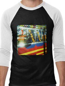 Sizzler Twister Men's Baseball ¾ T-Shirt