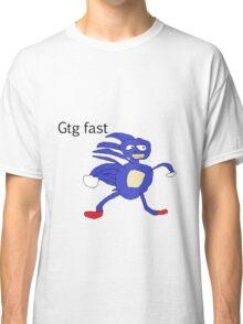Sanic  Classic T-Shirt