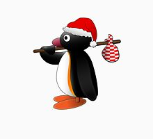 Pingu the Penguin on Christmas! Unisex T-Shirt