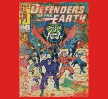 Defenders of Earth by Elijah Gomez