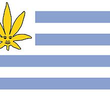 say High to Uruguay by mouseman