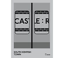 Off The Map | South Kentish Town Photographic Print